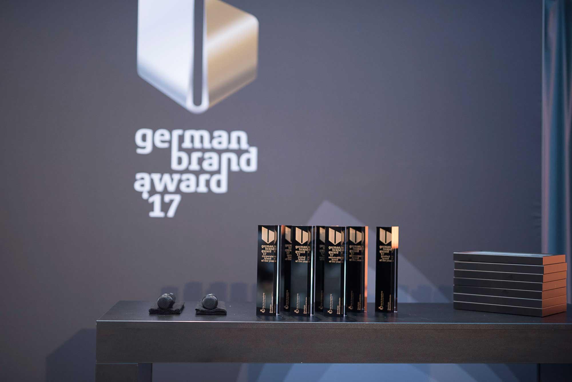 ALLYSCA Assistance: Nominiert für den German Brand Award 2017