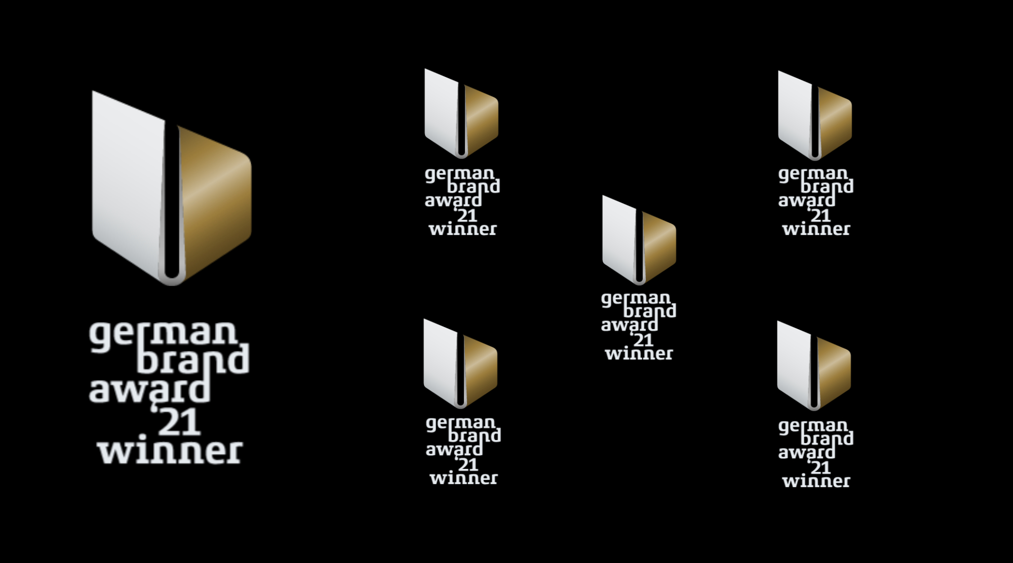 "ALLYSCA ist ""Winner"" des<br> German Brand Award 2021"
